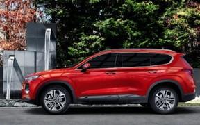 «Hyundai Santa Fe удостоївся титулу Safety Best-2018 за інноваційну систему безпеки»