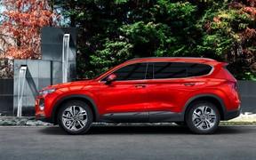 Hyundai Santa Fe удостоївся титулу SafetyBest-2018 за інноваційну систему безпеки