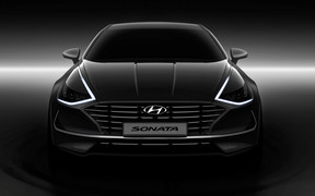 «Hyundai Sonata 2020: втілення чуттєвої спортивності»
