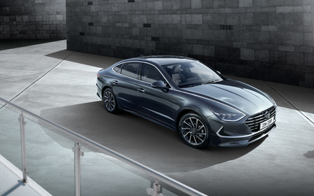 «Hyundai Sonata 2020: втілення чуттєвої спортивності.»