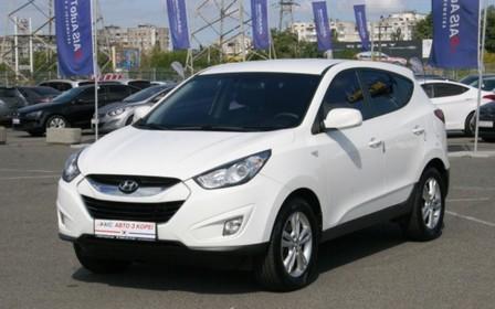 Hyundai Tucson/IX35 з пробігом можна придбати в кредит від 97 грн в день!