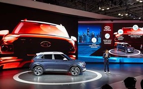 Hyundai Venue официально дебютировал в Нью-Йорке