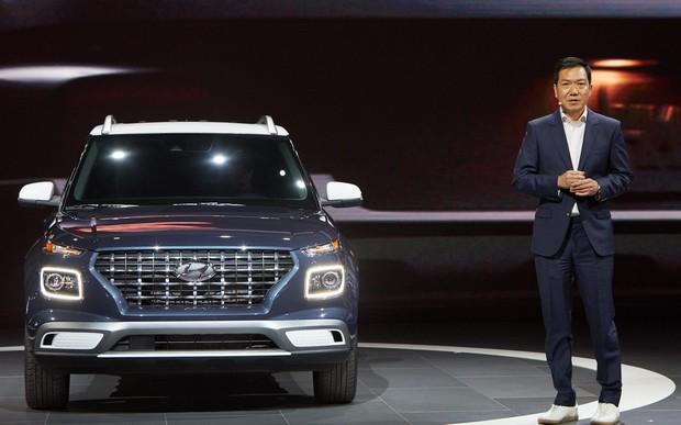 Hyundai Venue офіційно дебютував у Нью-Йорку.