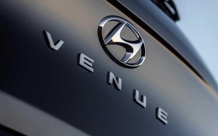 Hyundai Venue: субкомпактний кросовер для підприємців