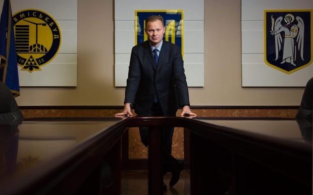 Игорь Кушнир: на всех площадках «Киевгорстроя» ведется активная работа