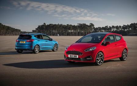 Игра мышцами: новый Ford Fiesta ST стоит как минимум 21 тысячу евро