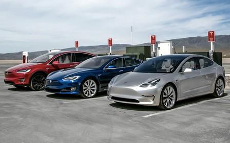 Импорт электромобилей в Украину. Есть рекорд!