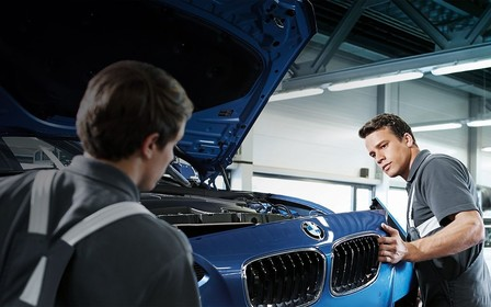 Импортер BMW в Украине приглашает СТО к сотрудничеству