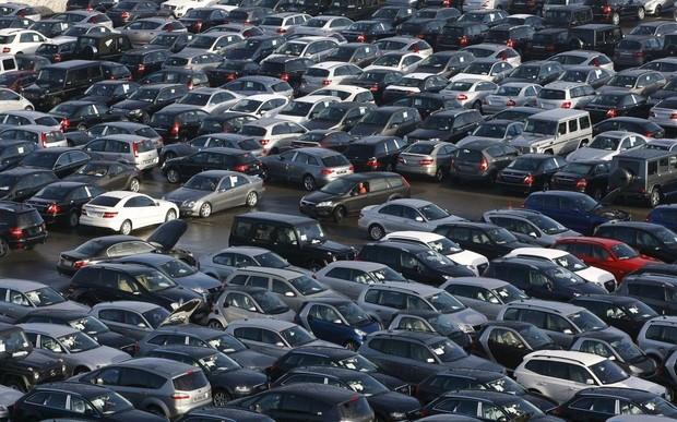 Импортные б/у авто «съели» 91% украинского рынка. Что покупали в январе?