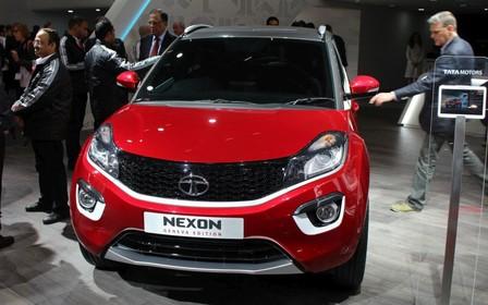 Индийская Tata Motors присматривается к европейскому авторынку
