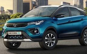 Индийская Tata показала конкурента Renault K-ZE за $20 тысяч
