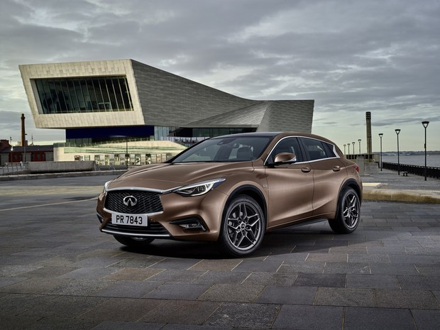 Infiniti получит доступ к платформе Mercedes-Benz