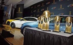 Инфографика: Названы претенденты на звание «Автомобиля года» в США