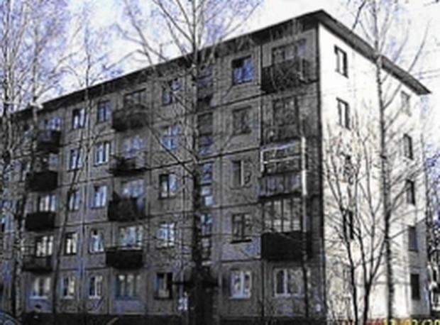 Иностранец приобрел в центре Киева два этажа хрущевки