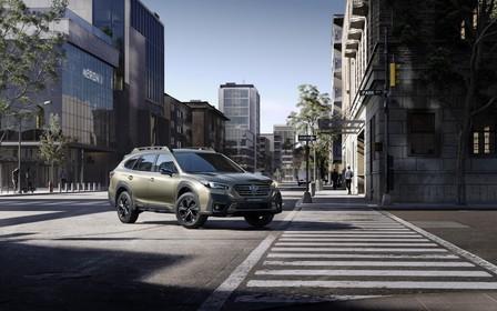 Інтелектуальна досконалість та преміальність у новому Subaru Outback