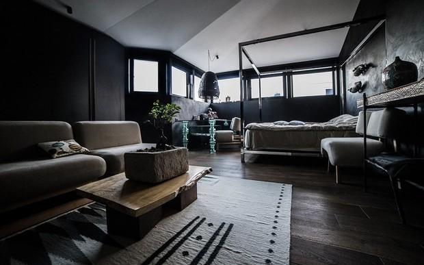 Интерьер киевской квартиры победил в международном архитектурном конкурсе