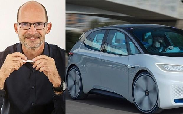 Інтерв'ю шеф-дизайнера марки Volkswagen  пана Клауса Бішоффа