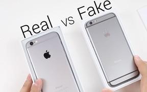 iPhone 6s: как отличить подделку?