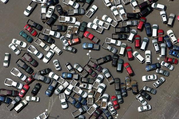Исследование: Особенности украинцев при парковке авто