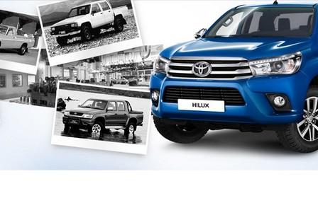 Історія Toyota Hilux – як народжувалася легенда.