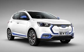 JAC Motors в числі основних китайських виробників електромобілів