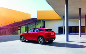 «Jaguar E-Pace від 1 080 000 гривень*»