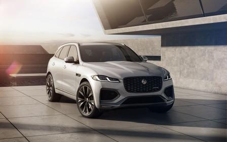 Jaguar F-Pace обновился и стал гибридом. Что еще нового?