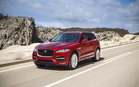 Jaguar F-Pace от 1 313000 гривен*