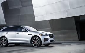 «Jaguar F-Pace от 1 461 000 гривен*»
