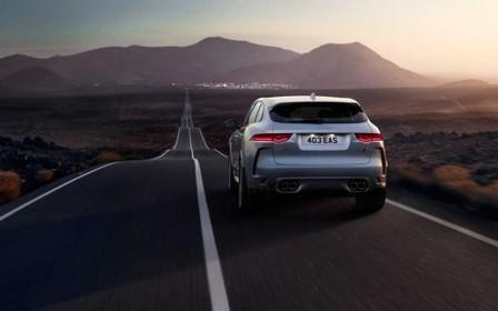 Jaguar F-Pace від 1 450 000 гривень*