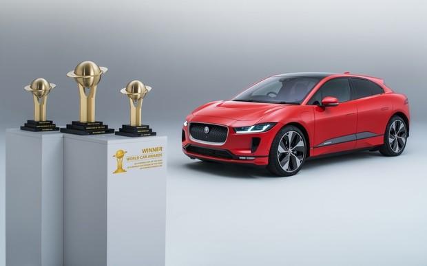 Jaguar I-Pace от 1 764 000 гривен*