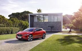 Jaguar I-Pace от 1 939000 гривен*