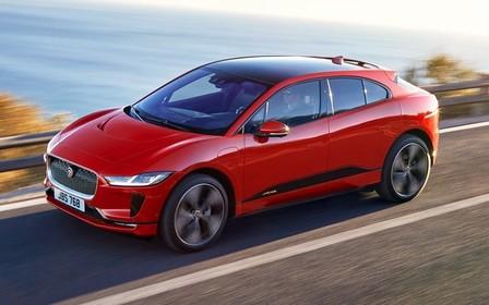 Jaguar I-Pace признан «Международным автомобилем года»