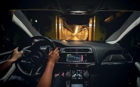 Jaguar i-Pace: світло в кінці туннелю