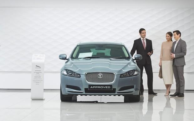 Jaguar Land Rover Appoved -перевірені автомобілі з пробігом від офіційної мережі