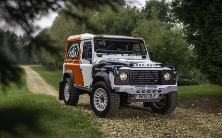 Jaguar LandRover придбала компанію Bowler -спеціаліста зі створення високопрохідних автомобілів