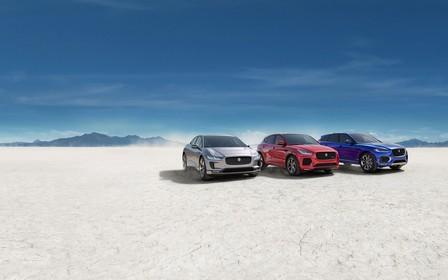 Jaguar у кредит під 0,01% від 14 790гривень/місяць** під 0,01% на 3 роки