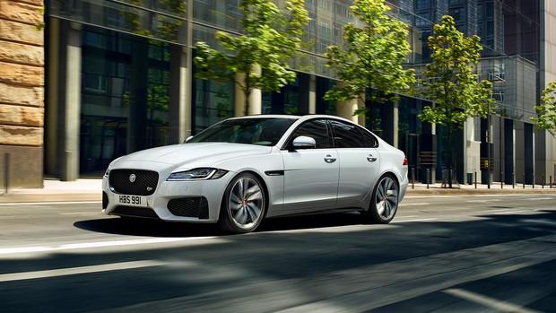 «Jaguar XF от 1 140 000 гривен*»