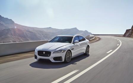 Jaguar XF от 1 297000 гривен*