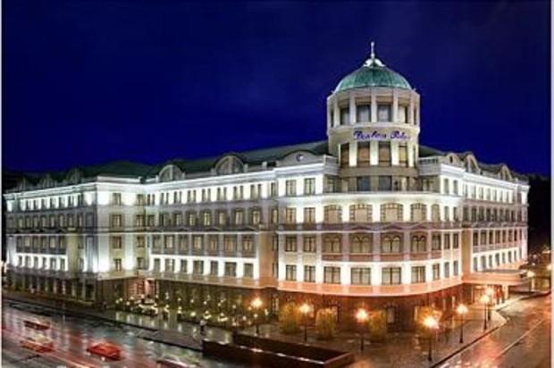 К ЕВРО-2012: отель категории 5 звезд появился и в Трускавце