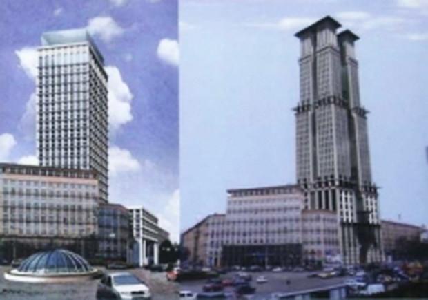 К Евро-2012 построят European Plaza Kiev