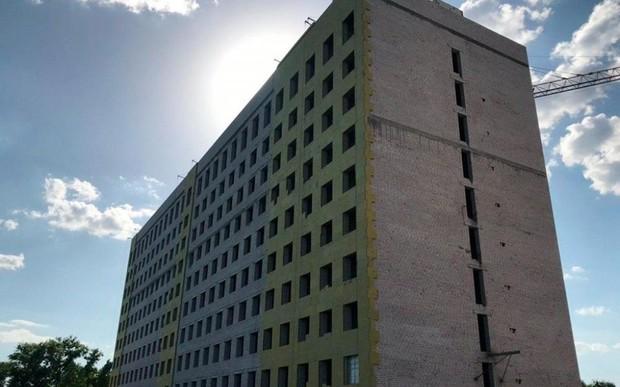 Как идет строительство дома «Воробьевы Горы на Полях-2»?
