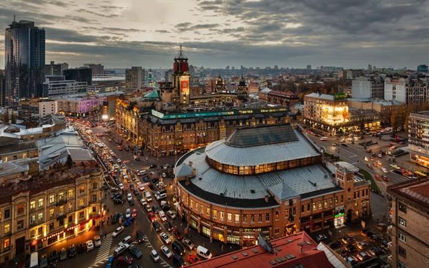 Как изменилась цена в новостройках Киева за октябрь