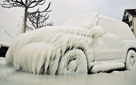 Как холод влияет на автомобиль?