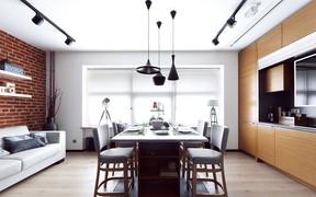 Как организовать освещение в квартире