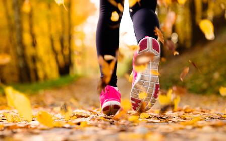 Как поддерживать себя в форме осенью?