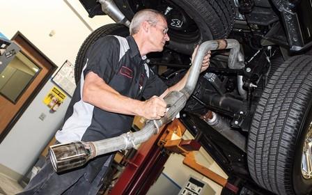 Как подготовить автомобиль к зиме: Что делать с забившимся сажевым фильтром