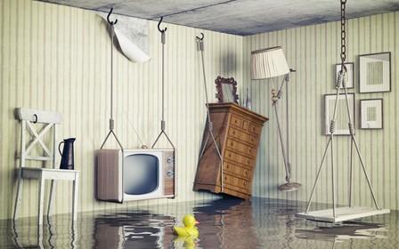 Як продати квартиру після потопу