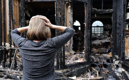 Как продать квартиру после пожара
