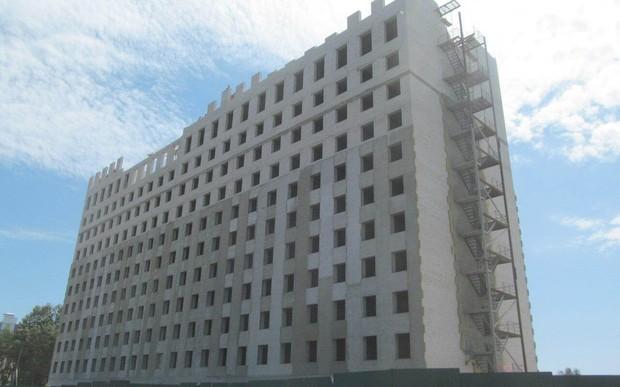 Как проходит строительство ЖК «Воробьевы горы-8»